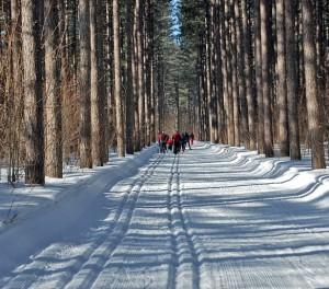 pinder skiers