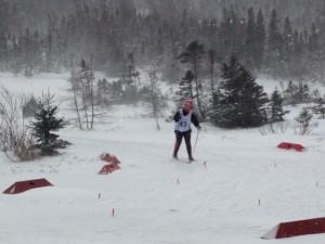 Rachelle Barbeau 7.5 km classic race