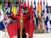 Rachelle Barbeau Bronze Medal